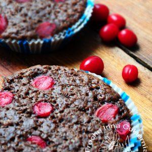 Muffinki Z Dereniem