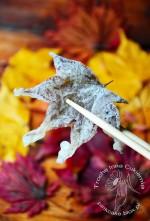 Smażone liście klonu – jesienna przekąska